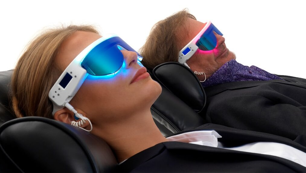 Luminothérapie Massage détente du corps et de l'esprit 30min